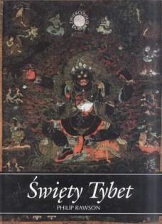 Okładka książki Święty Tybet