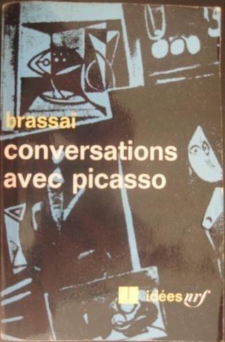 Okładka książki Conversations avec Picasso
