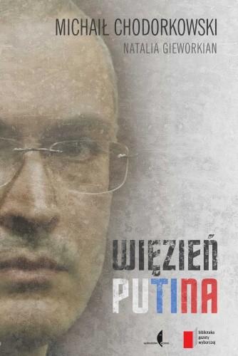 Okładka książki Więzień Putina