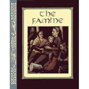Okładka książki The Famine