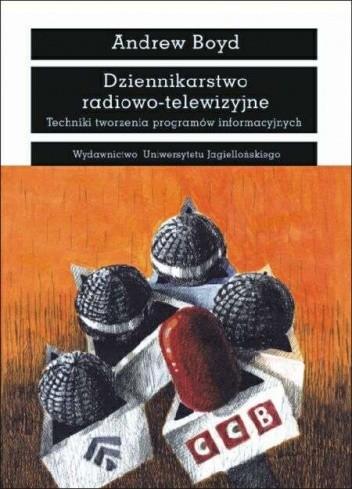 Okładka książki Dziennikarstwo radiowo-telewizyjne