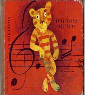Okładka książki Gdyby tygrysy jadły irysy