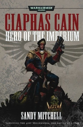 Okładka książki Hero of the Imperium