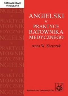 Okładka książki Angielski w praktyce ratownika medycznego
