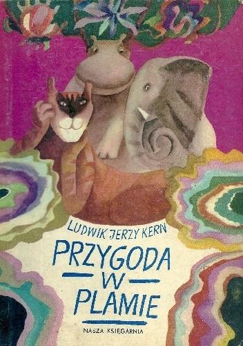 Okładka książki Przygoda w Plamie