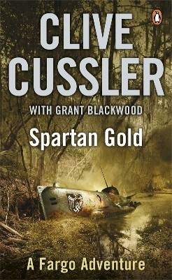 Okładka książki Spartan Gold