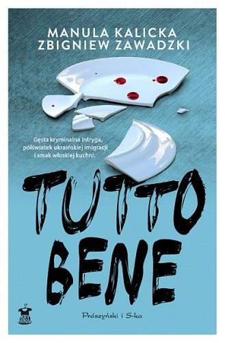 Okładka książki Tutto bene