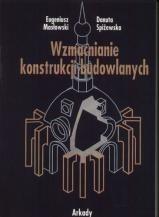 Okładka książki Wzmacnianie konstrukcji budowlanych