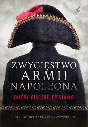 Okładka książki Zwycięstwo armii Napoleona