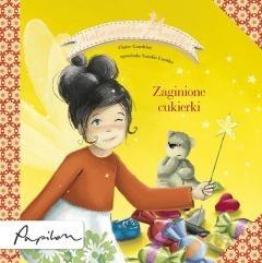 Okładka książki Mała wróżka Amelka. Zaginione cukierki
