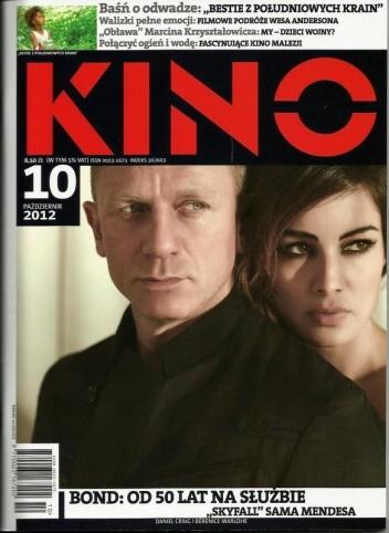 Okładka książki Kino, nr 10  / październik 2012