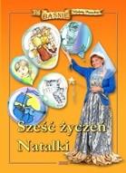 Okładka książki Sześć życzeń Natalki