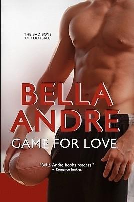 Okładka książki Game for Love