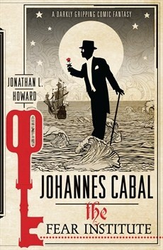 Okładka książki Johannes Cabal: The Fear Institute