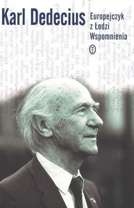 Okładka książki Europejczyk z Łodzi. Wspomnienia