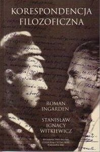 Okładka książki Korespondencja filozoficzna