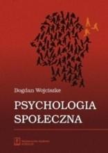 Okładka książki Psychologia społeczna