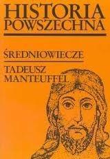 Okładka książki Historia powszechna. Średniowiecze