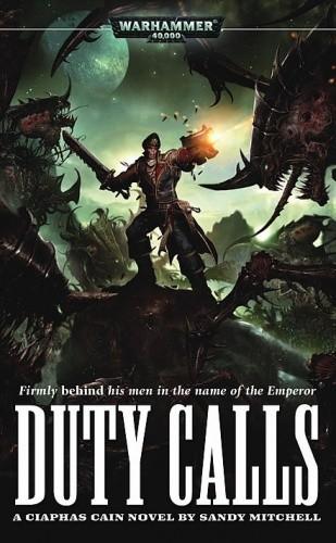 Okładka książki Duty calls