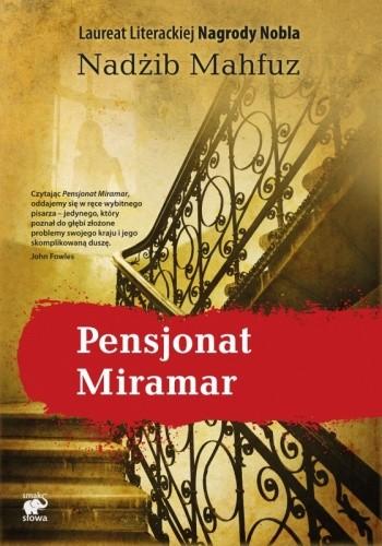Okładka książki Pensjonat Miramar