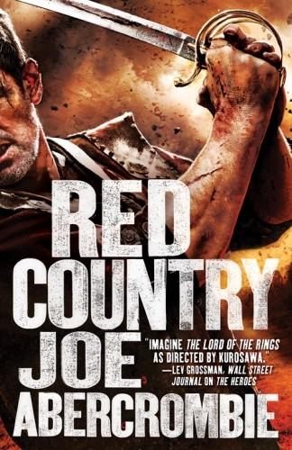 Okładka książki Red Country