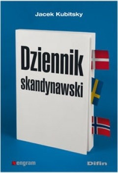 Okładka książki Dziennik skandynawski
