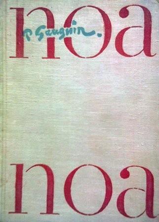 Okładka książki Noa Noa