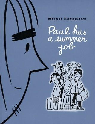 Okładka książki Paul Has a Summer Job