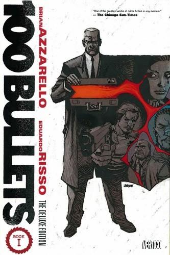 Okładka książki 100 Bullets: The Deluxe Edition Book One