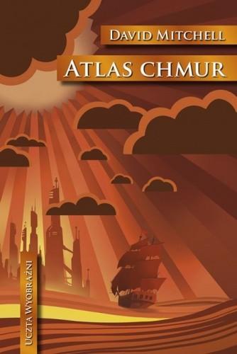 Okładka książki Atlas chmur