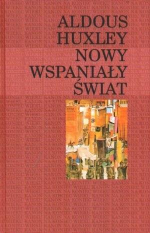 Okładka książki Nowy wspaniały świat