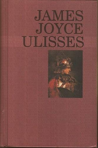 Okładka książki Ulisses