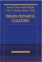 Okładka książki Terapia poznawcza uzależnień