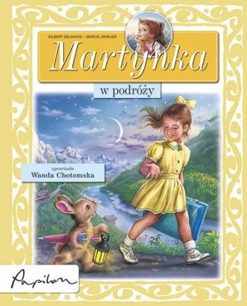 Okładka książki Martynka w podróży