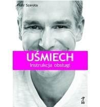 Okładka książki Uśmiech. Instrukcja obsługi