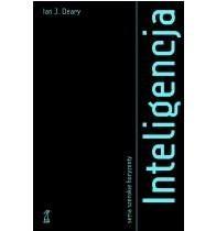 Okładka książki Inteligencja