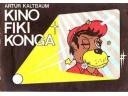 Okładka książki Kino Fiki Konga