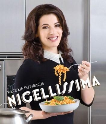 Okładka książki Nigellissima. Włoskie inspiracje