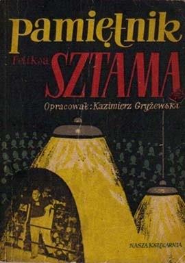 Okładka książki Pamiętnik Feliksa Sztama