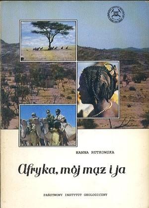 Okładka książki Afryka, mój mąż i ja