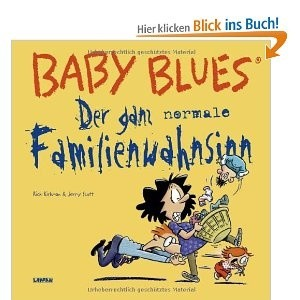 Okładka książki Baby Blues 14: Der ganz normale Familienwahnsinn
