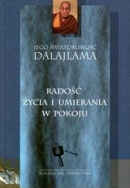 Okładka książki Radość życia i umierania w pokoju
