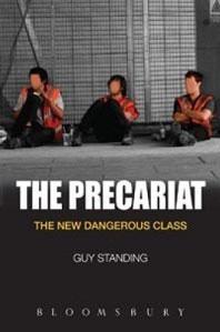 Okładka książki The Precariat: The New Dangerous Class