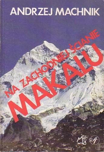 Okładka książki Na zachodniej ścianie Makalu