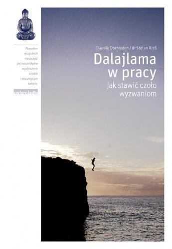 Okładka książki Dalajlama w pracy