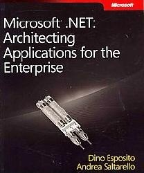 Okładka książki Microsoft .NET: Architecting Applications for the Enterprise