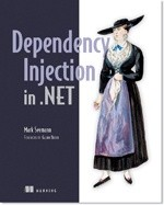 Okładka książki Dependency Injection in .NET