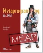 Okładka książki Metaprogramming in .NET