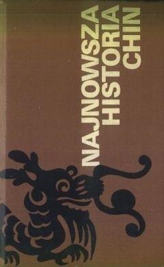 Okładka książki Najnowsza historia Chin 1917-1976