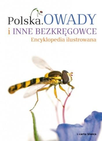 Okładka książki Polska. Owady i inne bezkręgowce